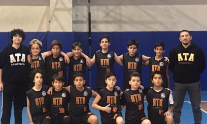 U12 Takımımız Master Basketbol League Turnuvasında İlk Galibiyetini Aldı
