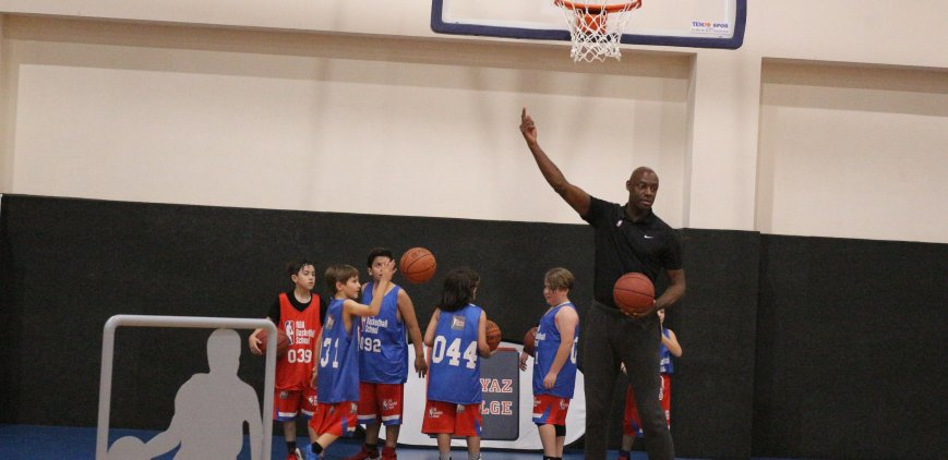 Nba Basketball School