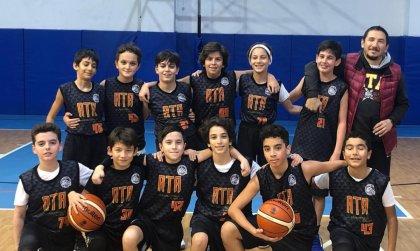 U12 Takımımızdan Master Basketbol League Galibiyeti